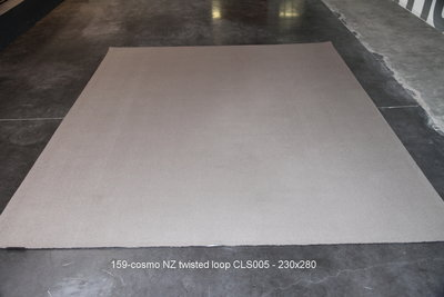 Cosmo - NZ Twisted Loop - CLS005 - 230x280cm