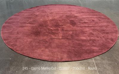 Cosmo MERINO CUT - CLS007 - 350x350cm round