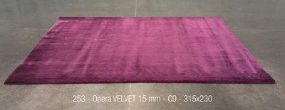 Opera VELVET 15 mm - C9 - 315x230cm