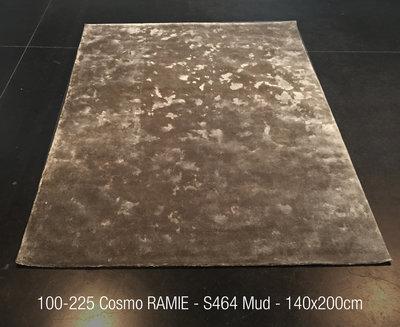 Cosmo RAMIE - S464 Mud - 140x200cm