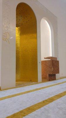 Qatar prototype - beige with brown - 238x119