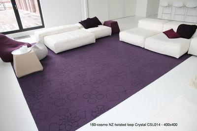 Cosmo NZ - Crystal - CLS014 - 400cm x 400cm