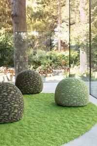Earth - Moss - 200X200cm Round