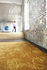 Rani - Shadow Wool/Bamboo - 519 - 350x350cm