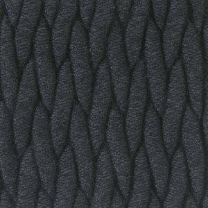 Slumber plaid - Black - 130x180