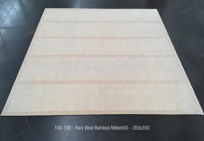 Rani Wool Bamboo - Ntibet/A5 - 350x350cm
